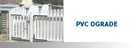 PVC OGRADE